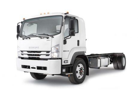 Isuzu FTR (Diesel)