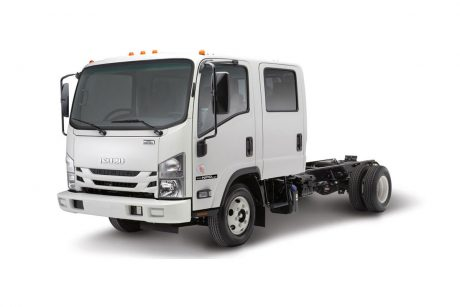 Isuzu NPR-HD (Diesel) Crew Cab