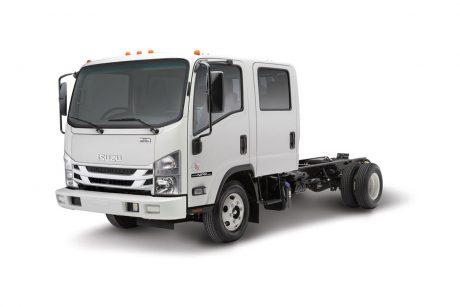 Isuzu NPR-XD (Diesel) Crew Cab