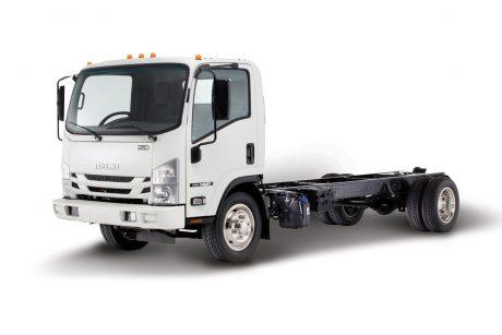 Isuzu NQR (Diesel) Standard