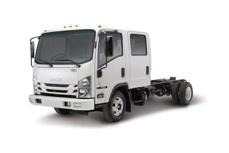 Isuzu NQR (Diesel) Crew Cab